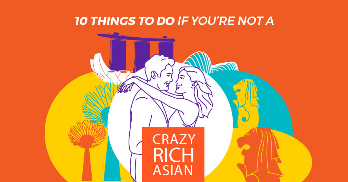 Crazy Rich Asians Cover Image