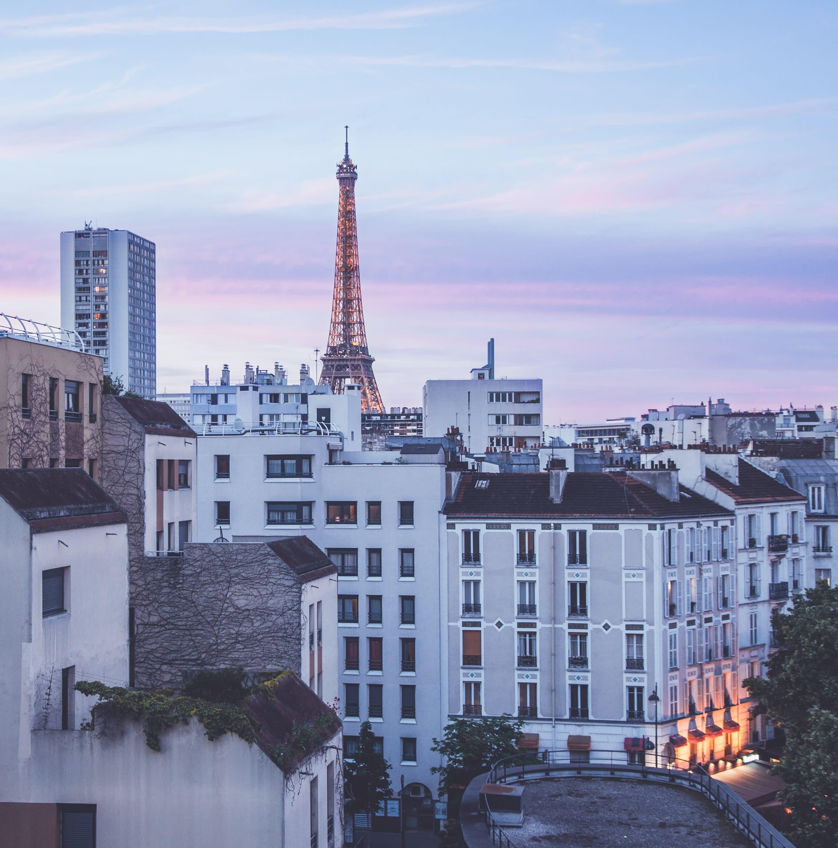 paris budget guide