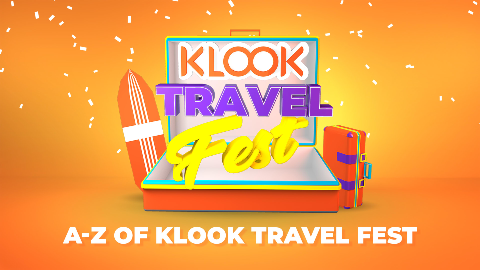klook travel fest