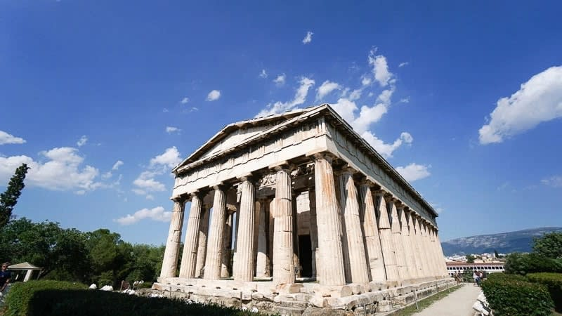 The Budget Checklist Things To See Do And Eat In Athens Greece