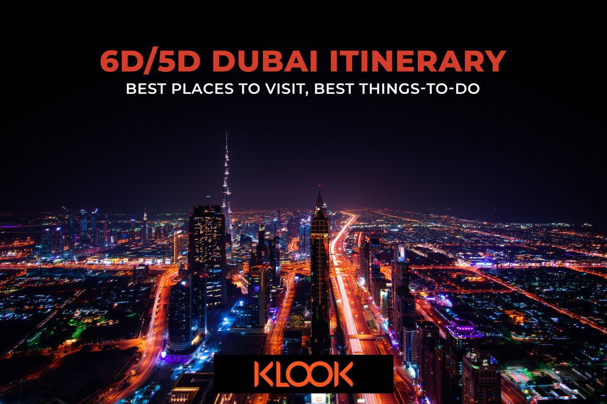 Dubai-Trip-Itinerary
