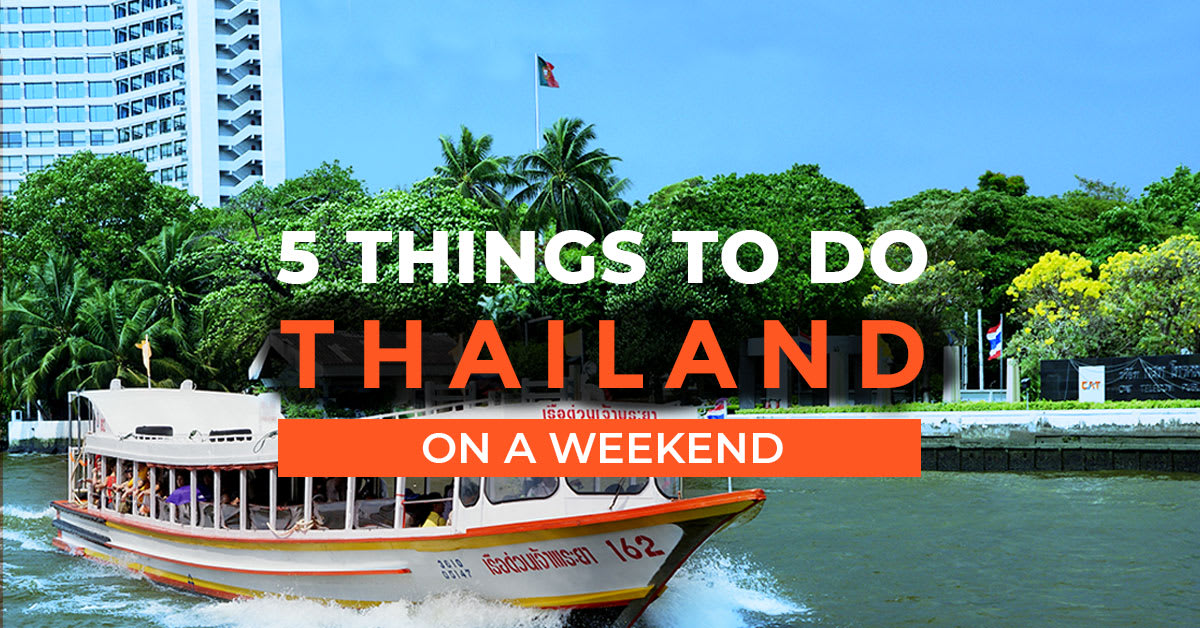 Thailand Things to Do