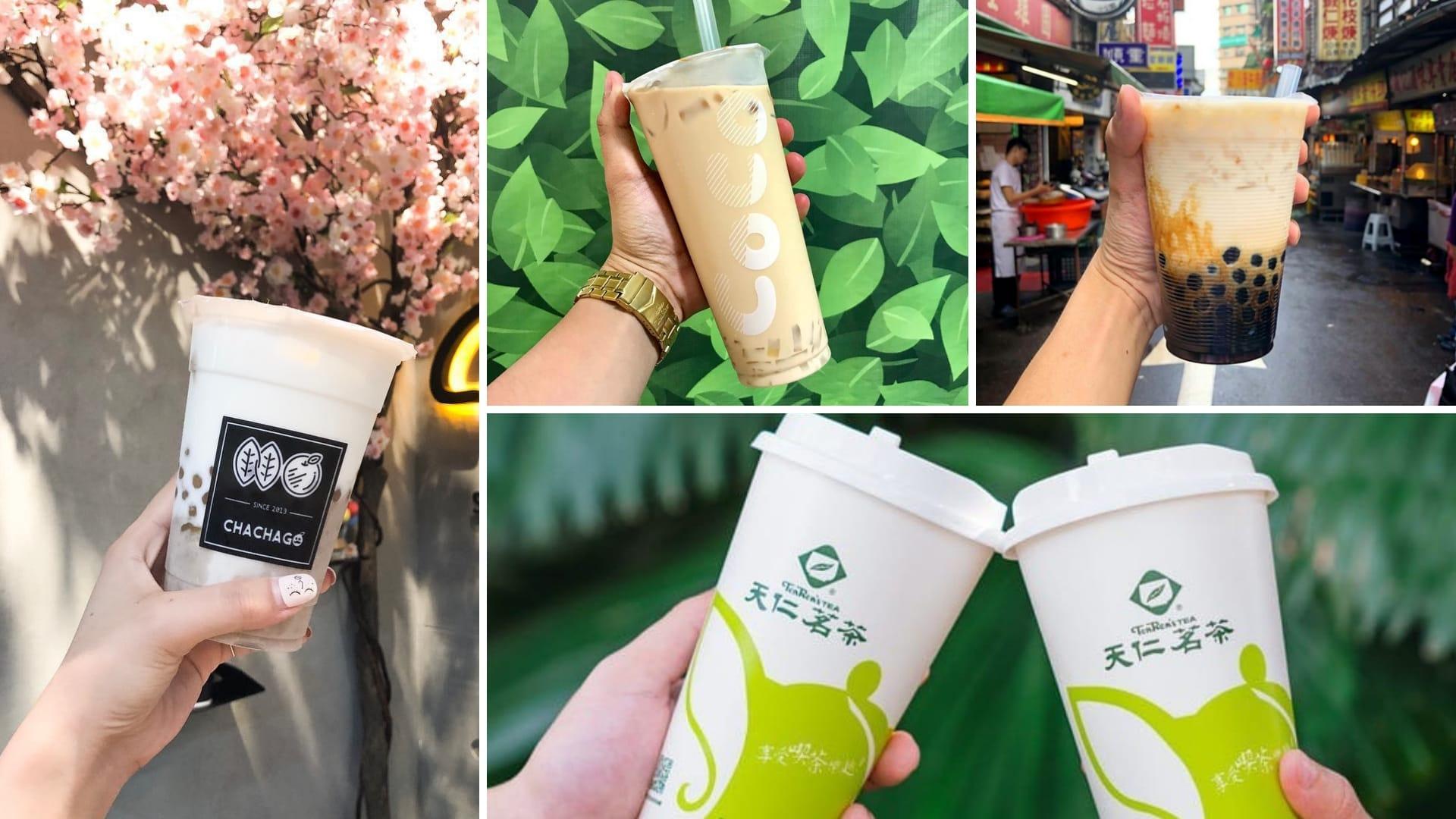 The Taipei Milk Tea Guide For All Boba Fanatics - Klook Blog