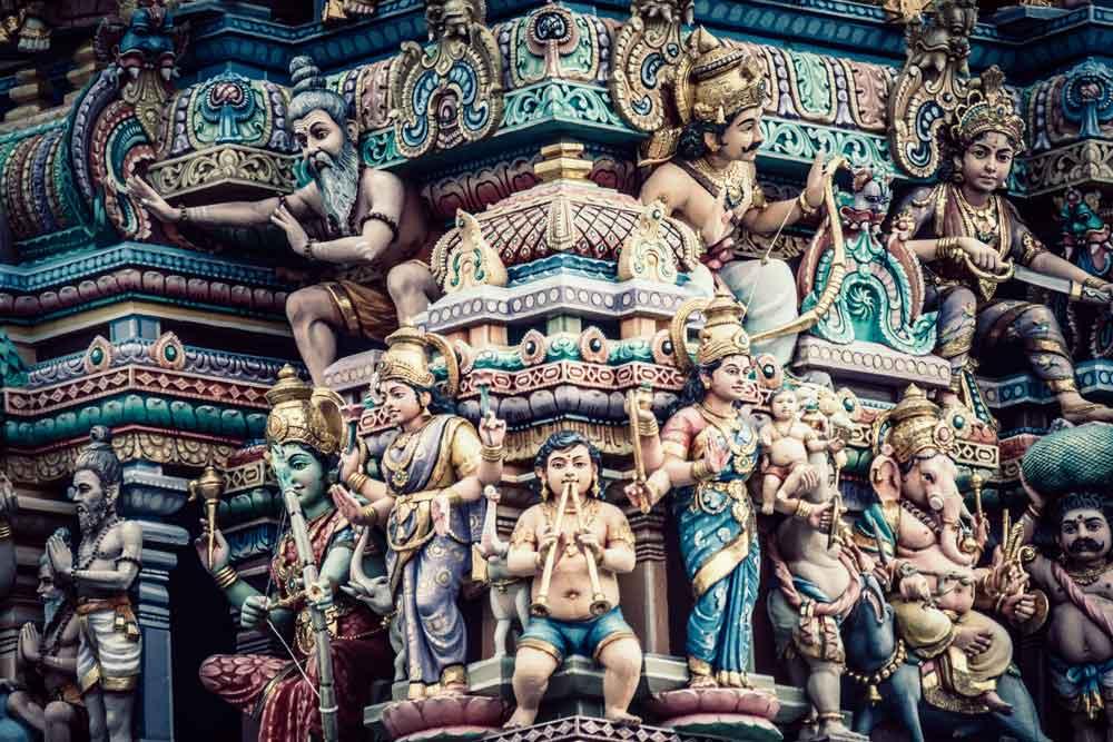singapore-temple-liltle-India
