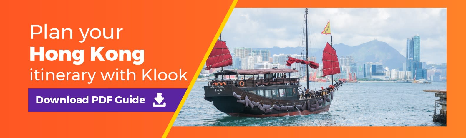 PH] 4D3N Hong Kong Itinerary - Klook Event