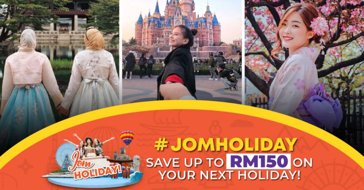 JomHoliday Promo Code Cover Image
