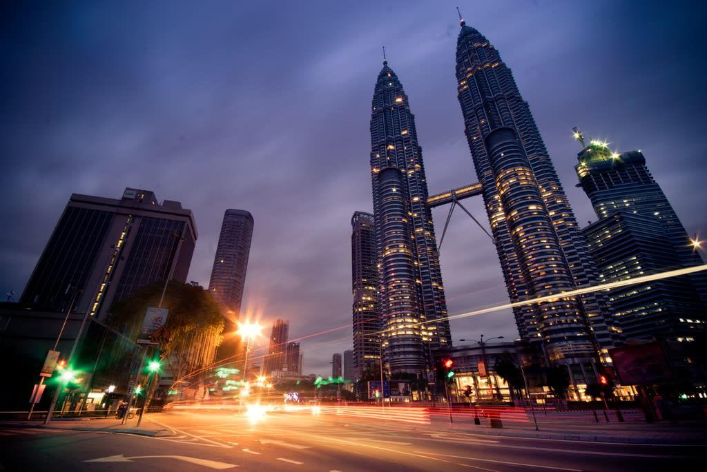 Malaysia-Skyline