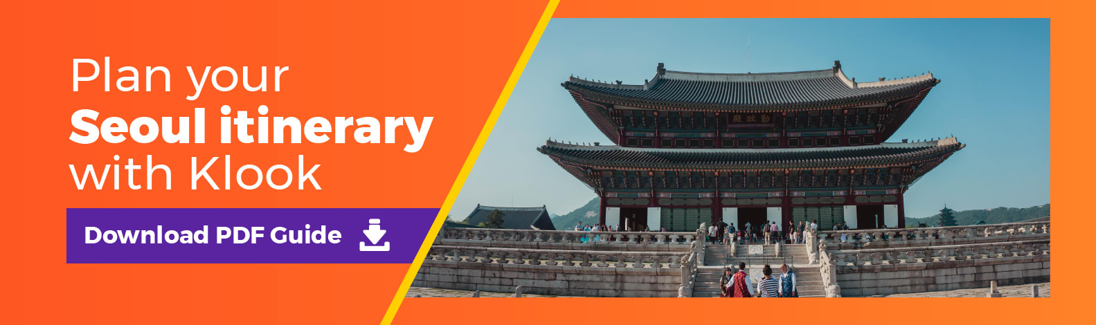 MY] 7D6N Seoul Itinerary - Klook Event
