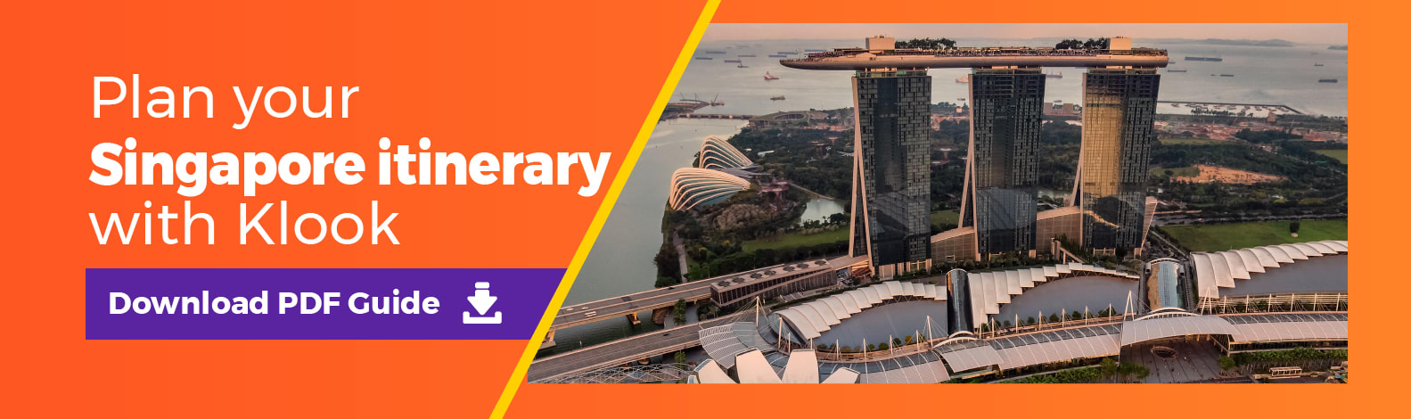 MY] 4D3N Singapore Itinerary - Klook Event