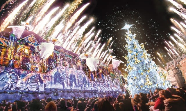 Japan Christmas.Universal Wonder Christmas 2018 Is Back To Dazzle At