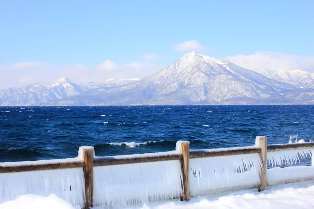 Lake Shikotsu and Lake Toya