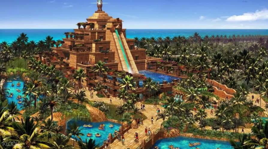 Atlantis Adventure Waterpark