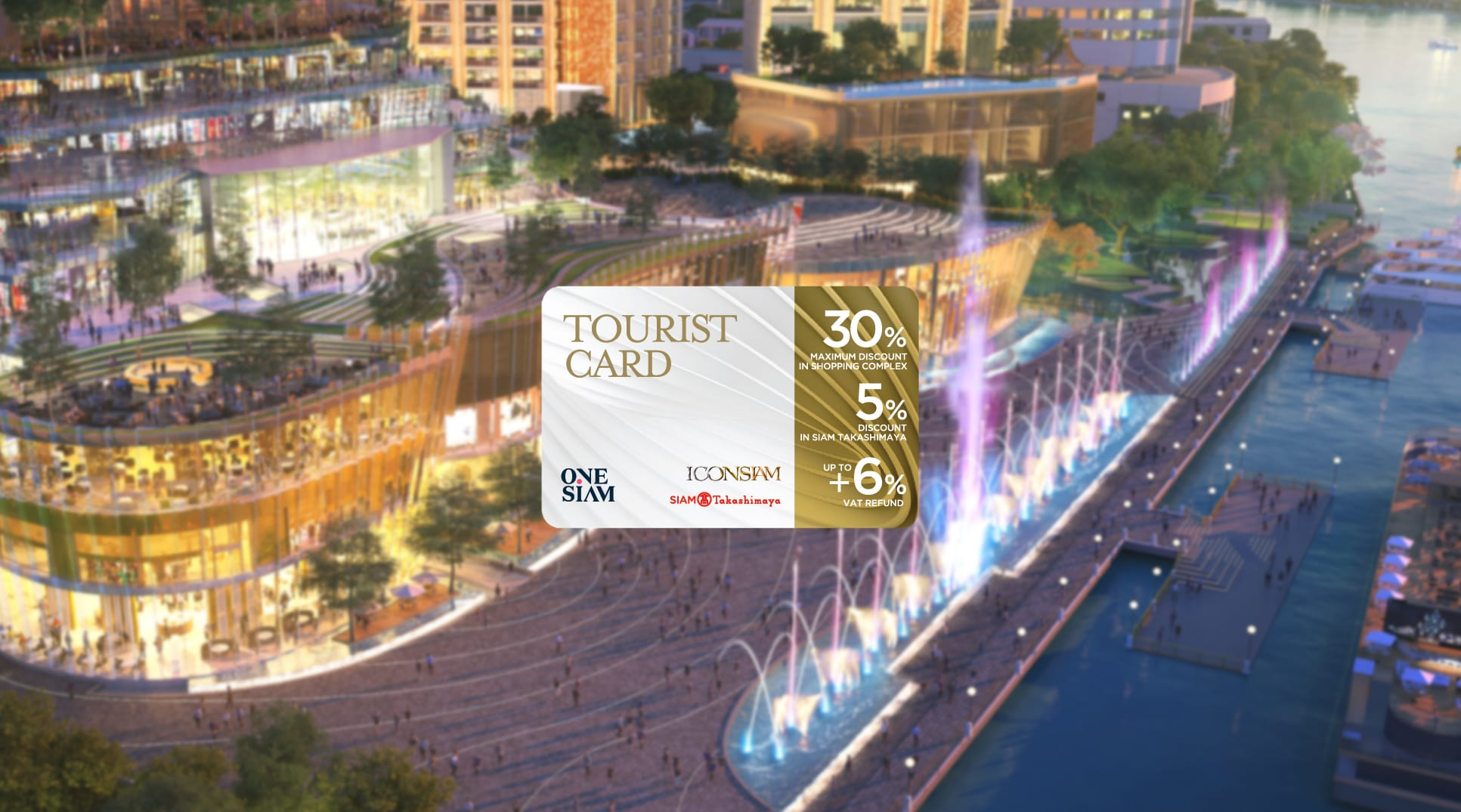 All About IconSiam - Bangkok's Latest Attraction And