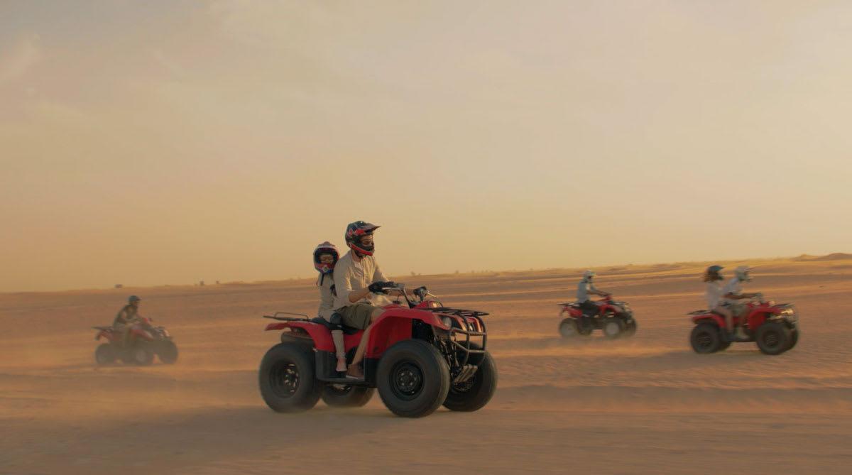 Dubai-Desert-Safari