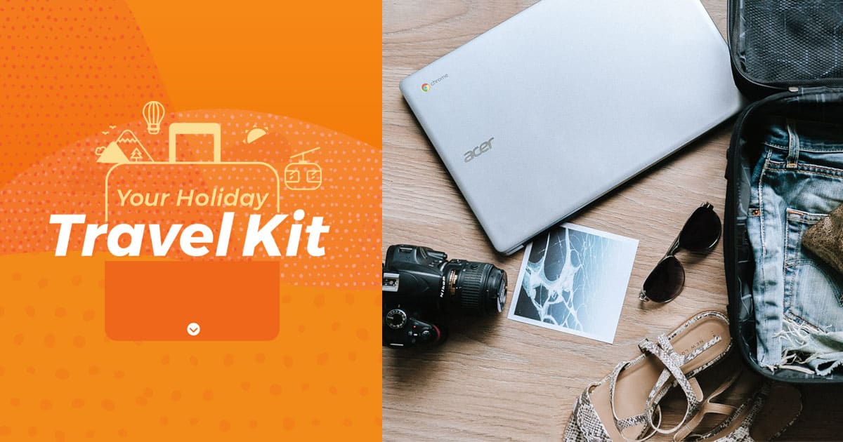 Klook Travel Kit Cover Image