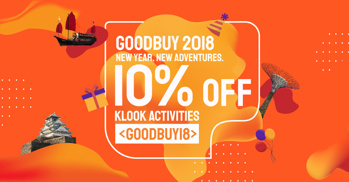 Goodbuy 2018 Cover Image