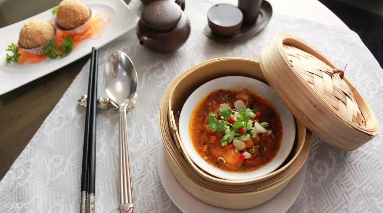 Soup at Baiyun Bangkok