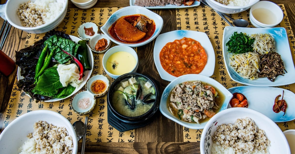 Can T Find Halal Korean Food In Seoul Here Are 10 Popular Muslim