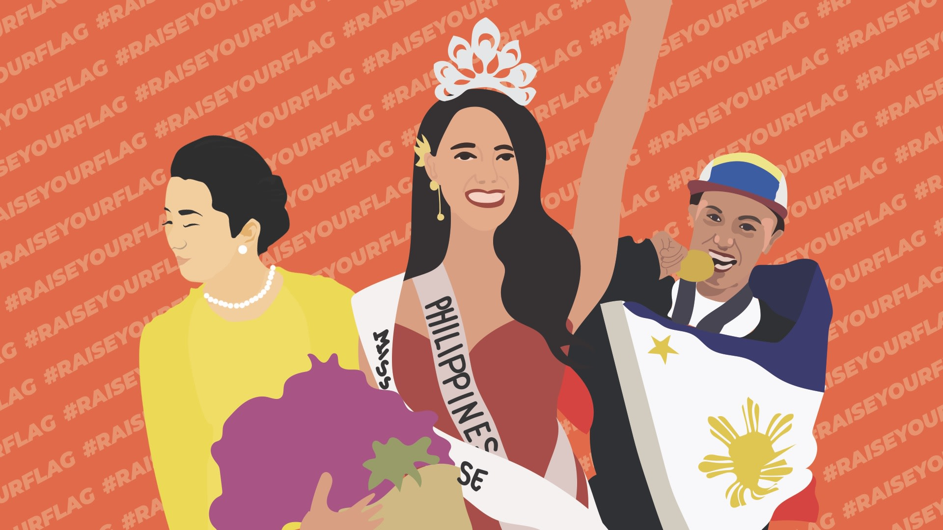 RaiseYourFlag: 10 Times We Were Proud To Be Pinoy This 2018