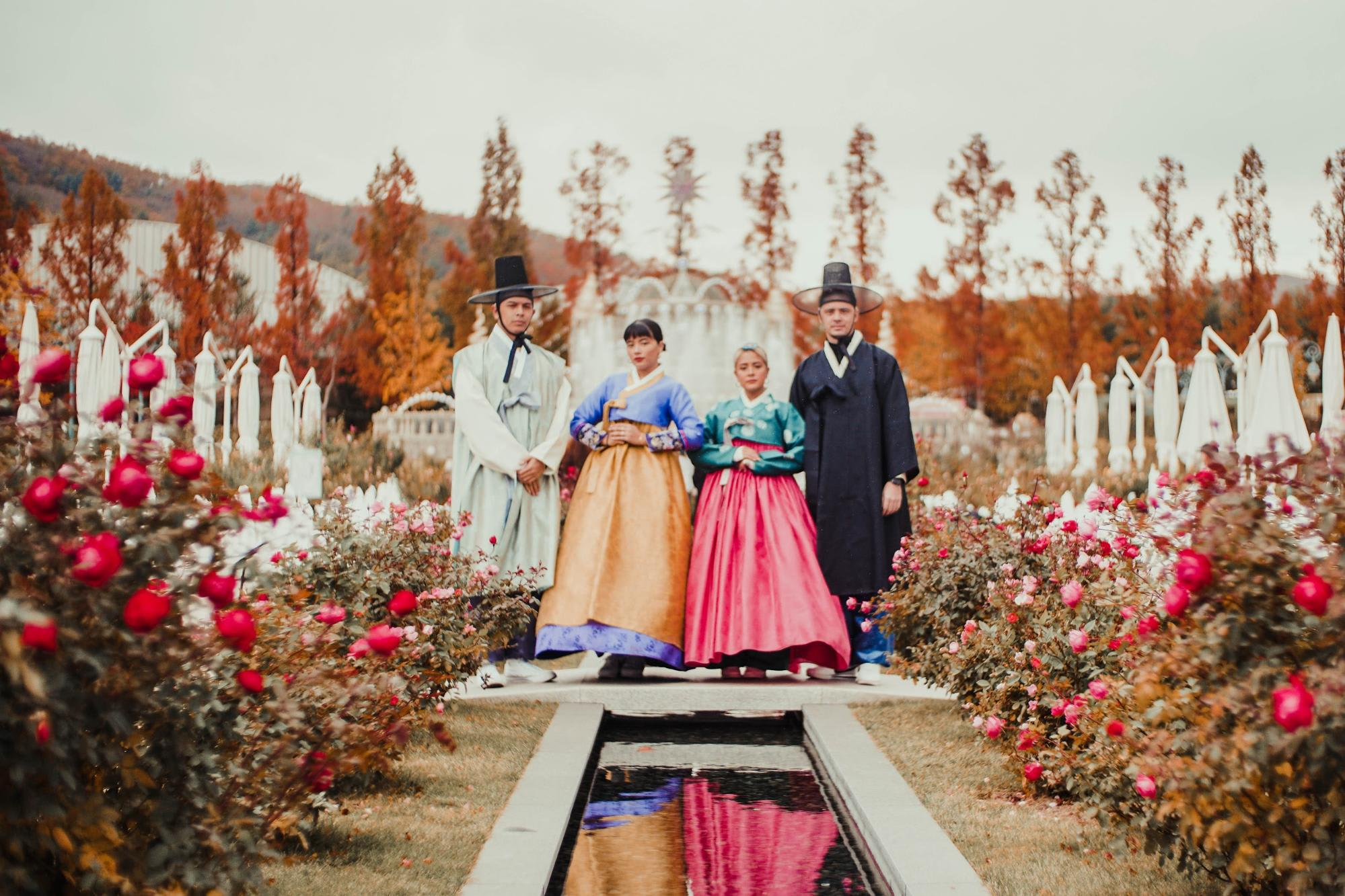 seoul hanbok rental