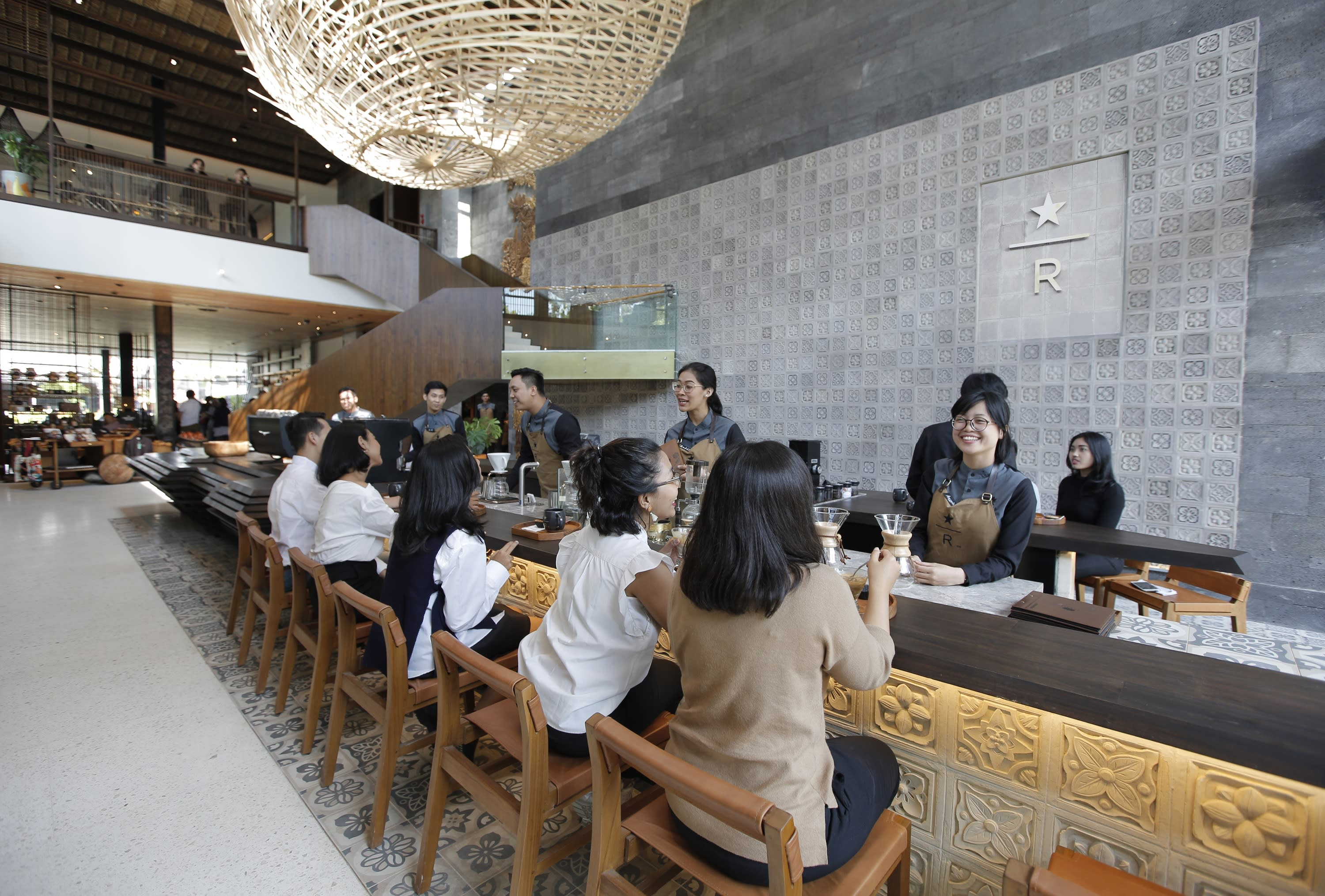 This Bali Starbucks Is Southeast Asia's Largest And Is ...