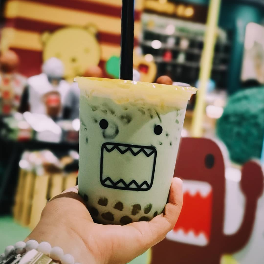 Domo bubble tea