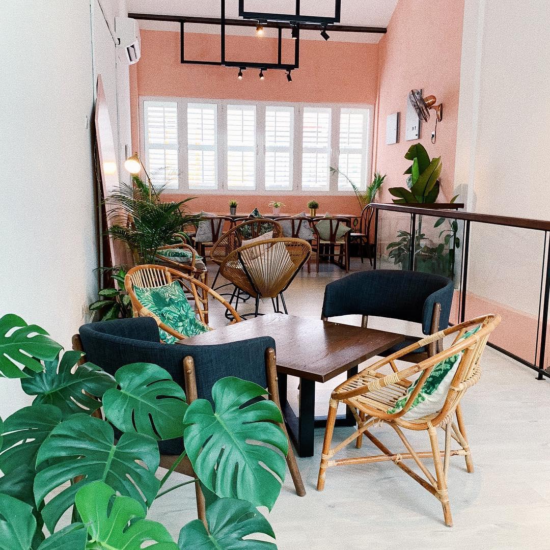 Matcho Cafe Interior