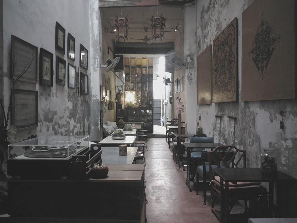 Narrow Marrow Interior
