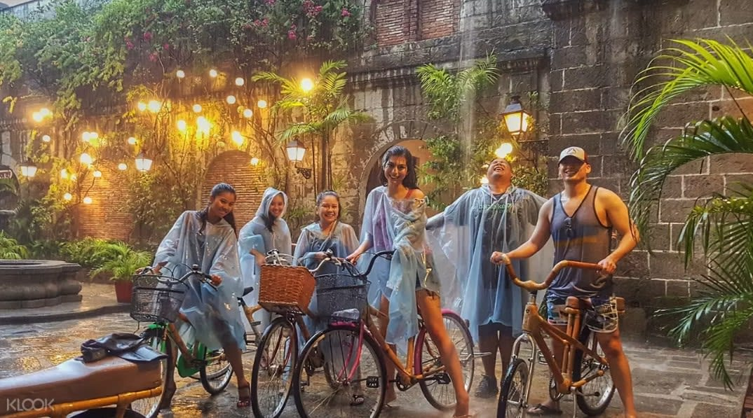 Intramuros Bike Tour