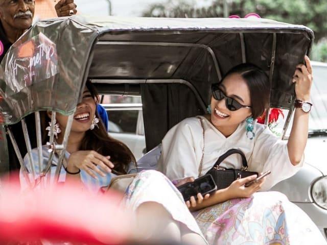 penang rickshaw