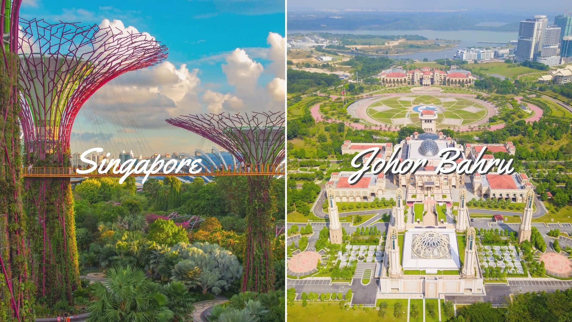 singapore johor bahru