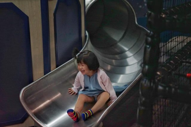 This Indoor Playground Is Every Child (& Parent's) Dream