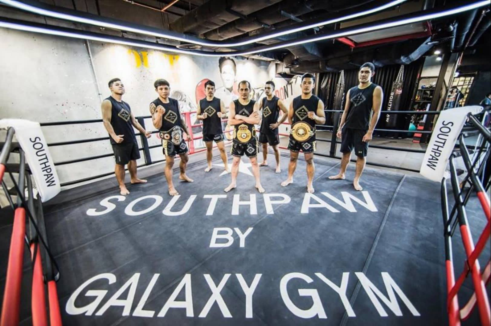 Muay Thai at Southpaw by Galaxy Gym Bangkok