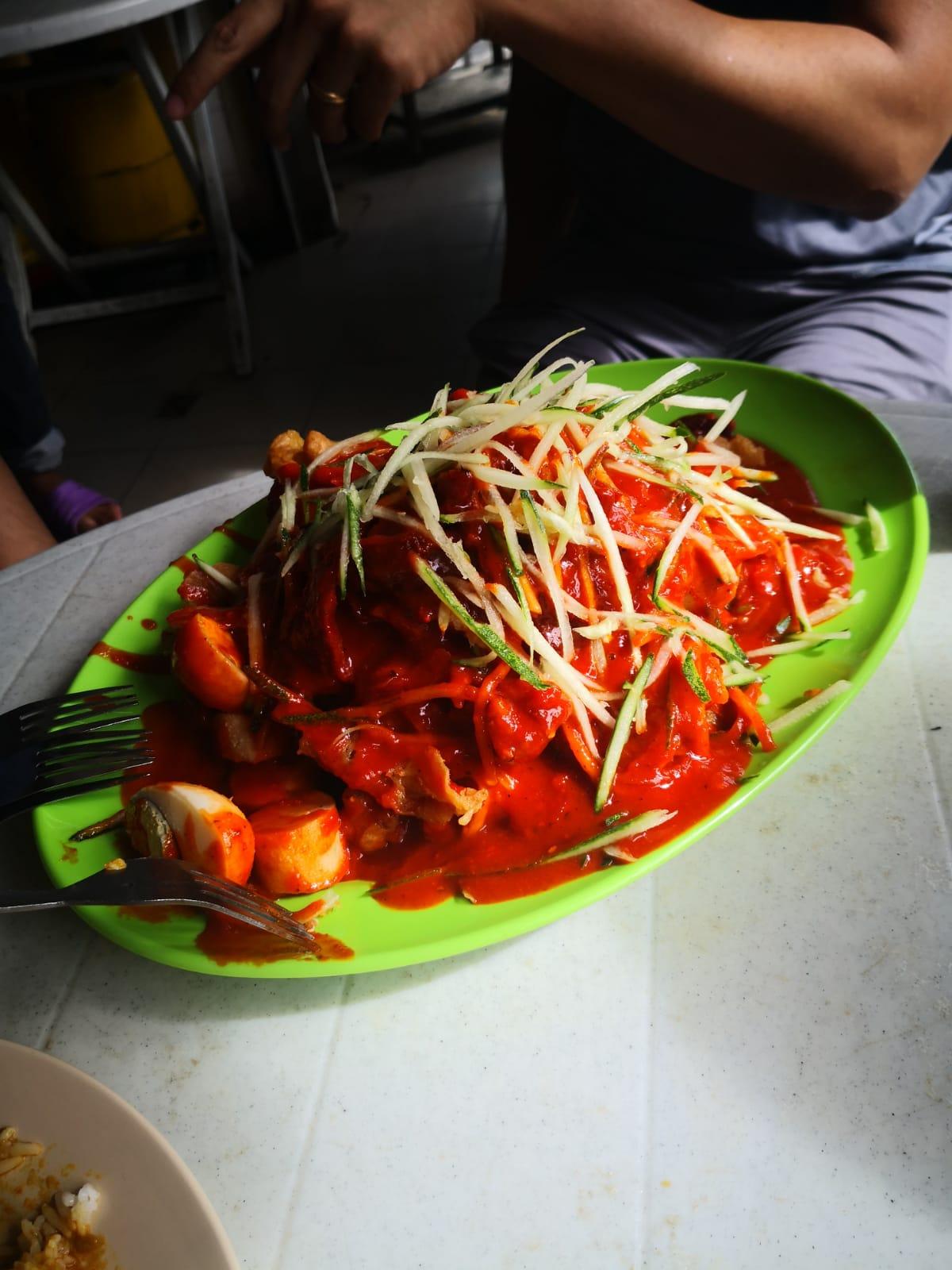 best penang hawker food pasembur
