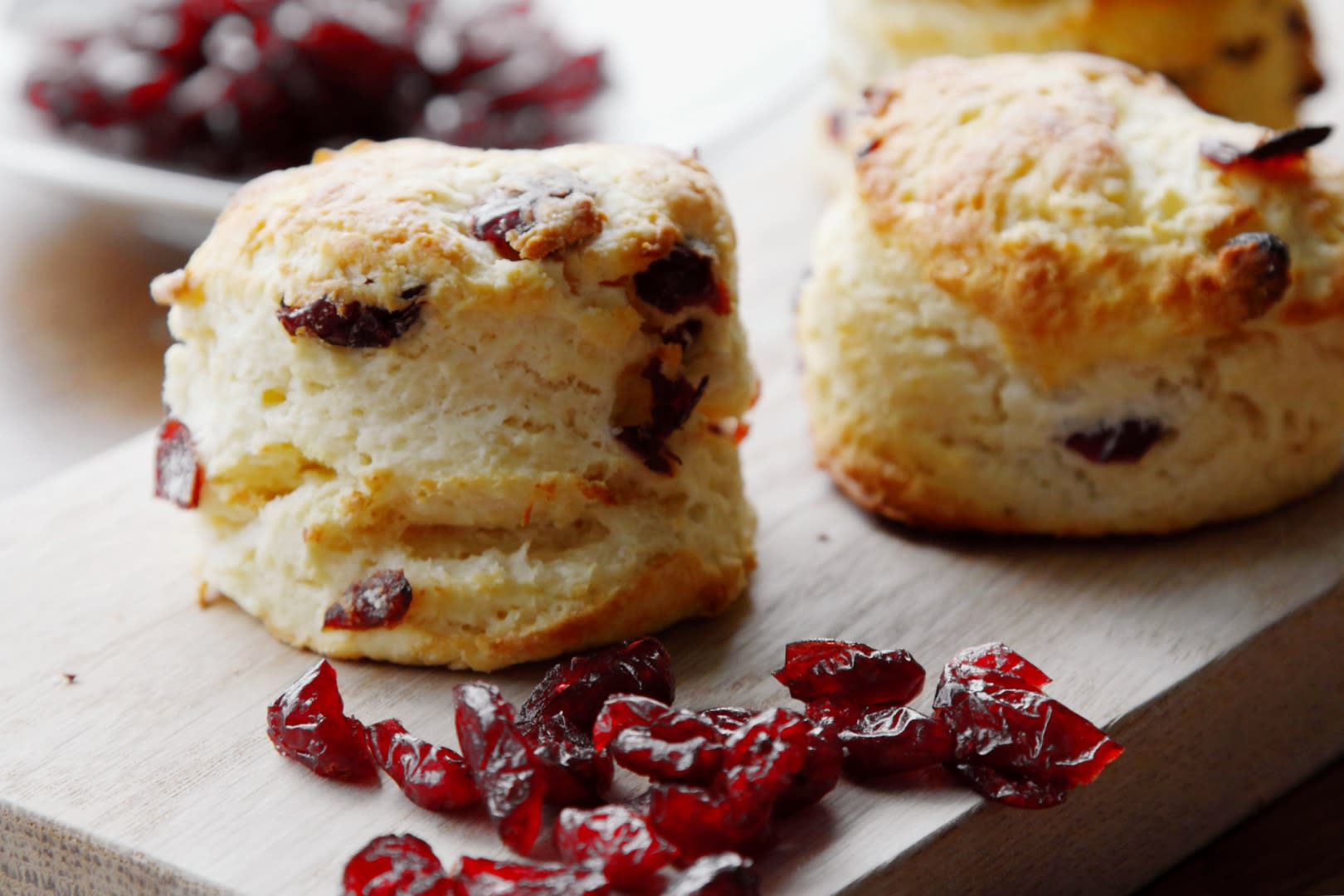 Smith & Hsu Scones