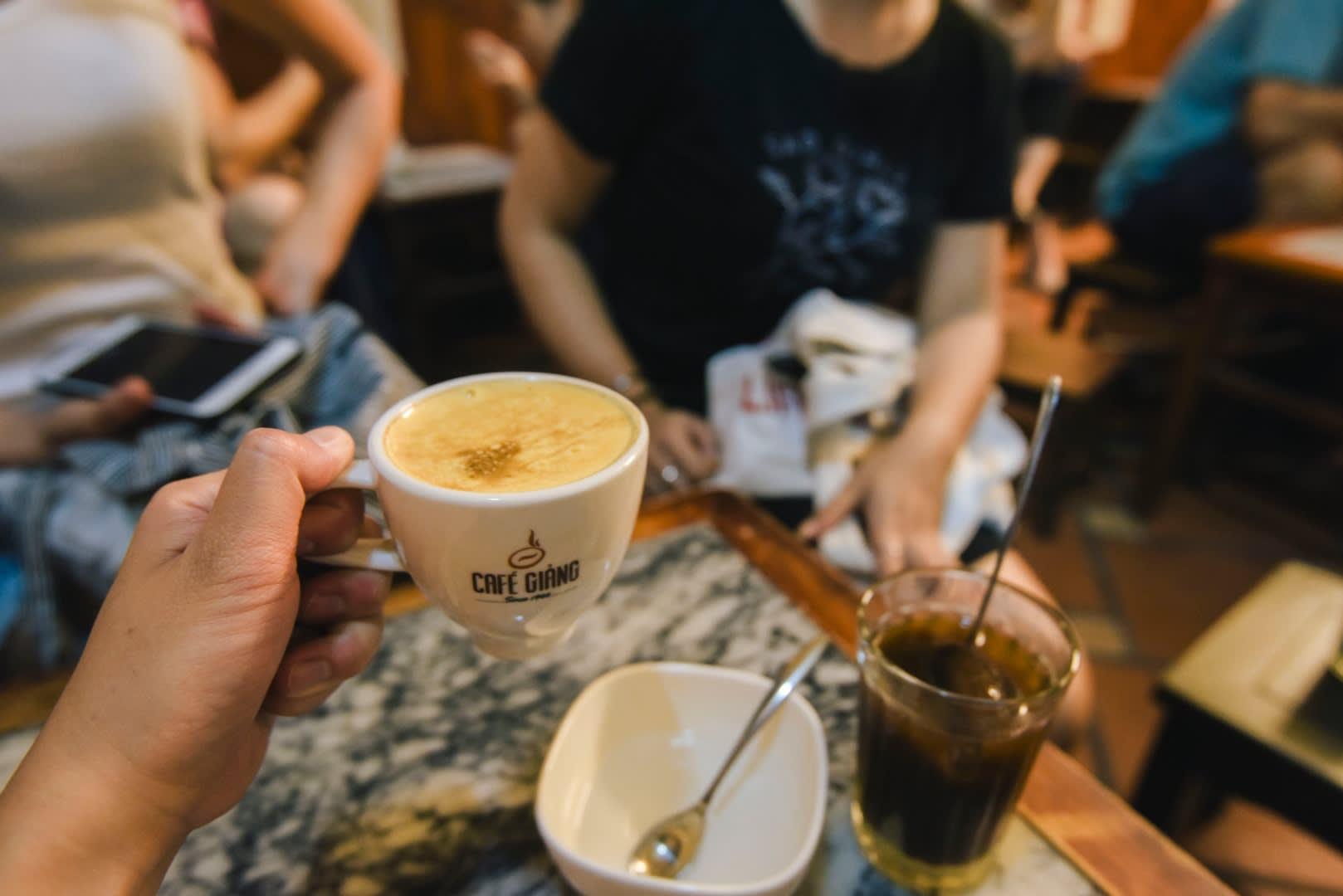 Vietnamese coffee culture