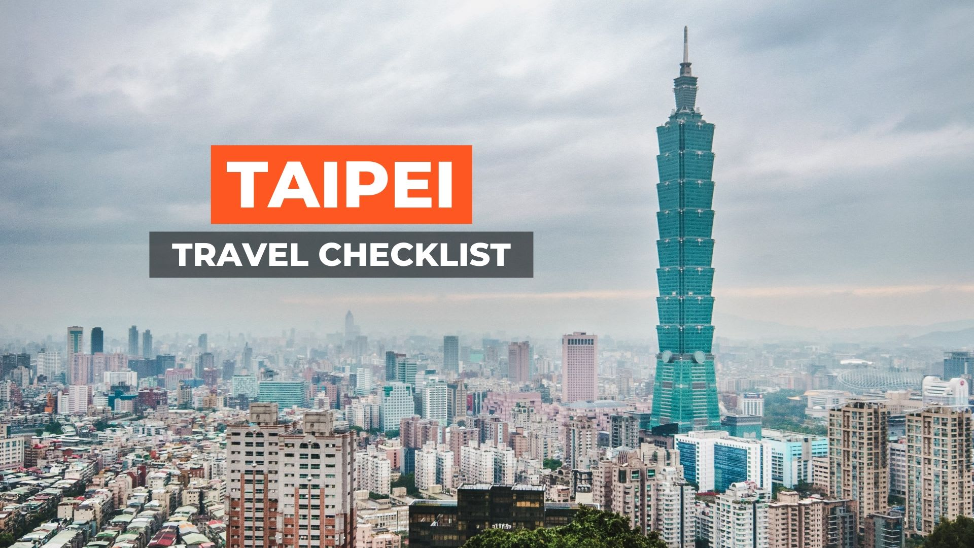 5 Taipei Hotspots For The Best Night Views Of The City