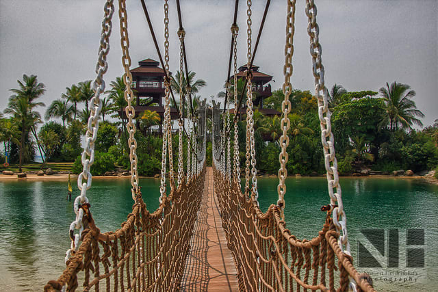 Palawan Suspension Bridge