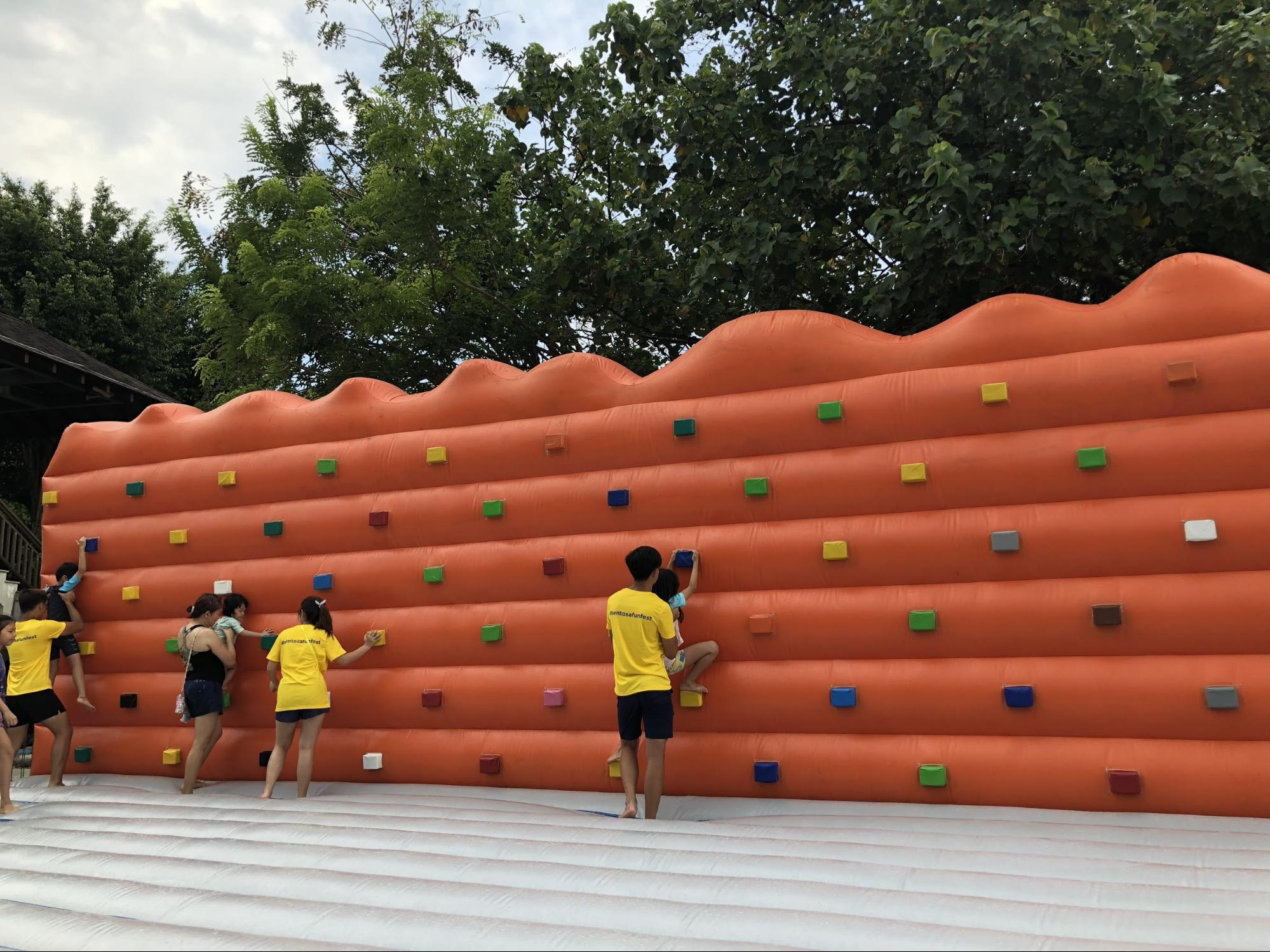 Sentosa Funfest 2019
