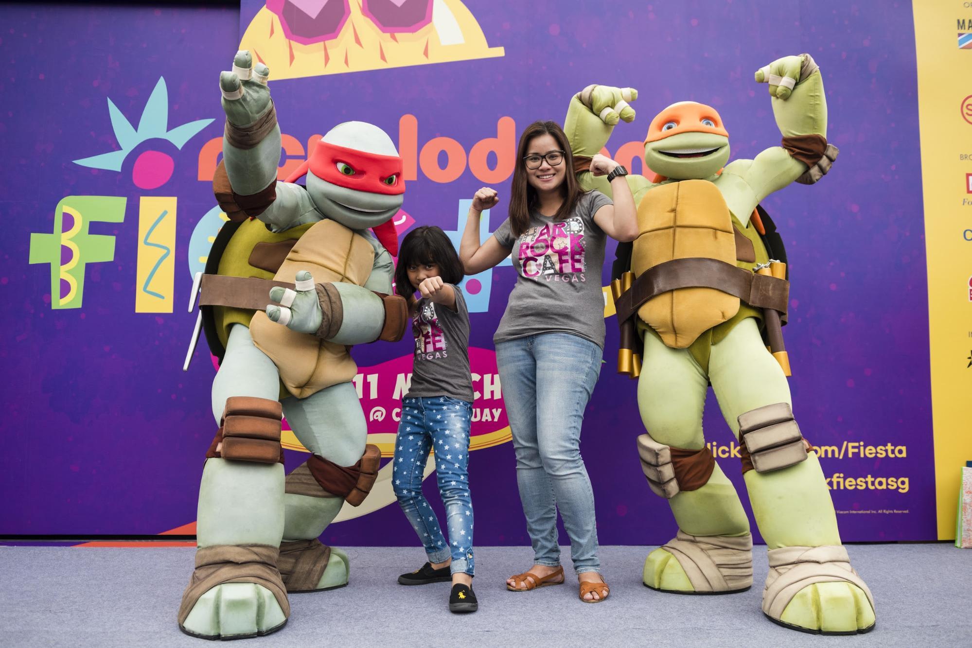 Nickelodeon Fiesta 2019