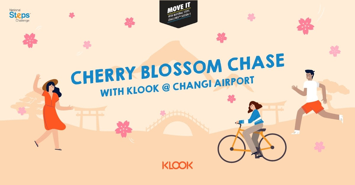 Cherry Blossom Chase
