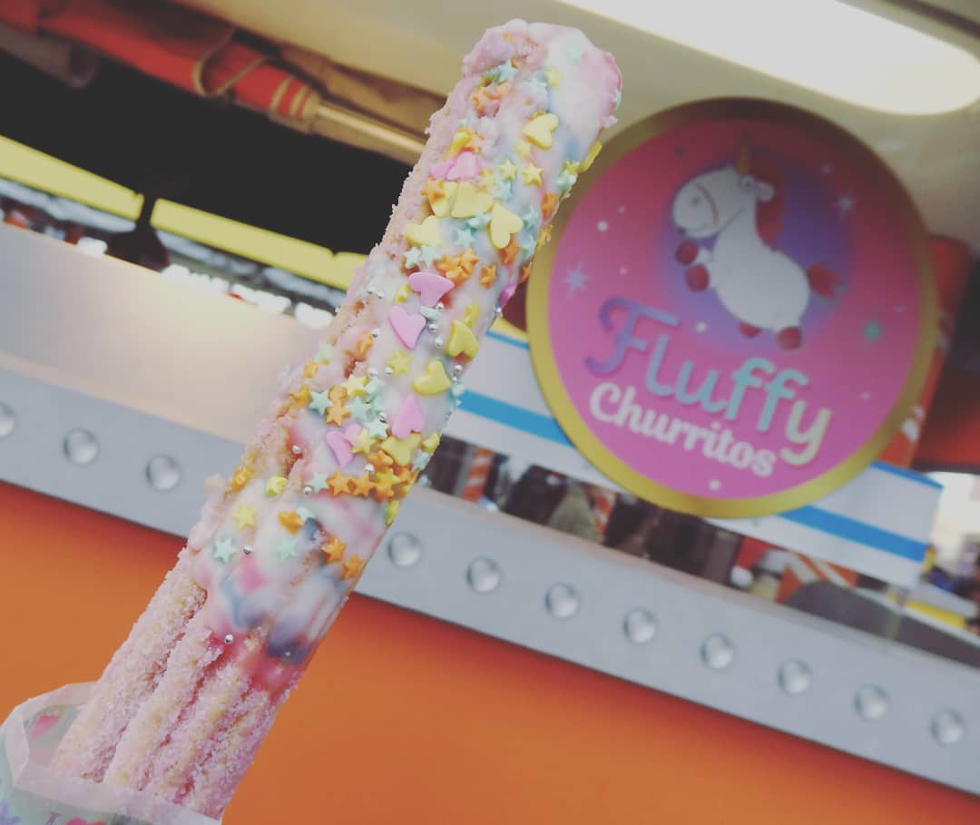 Fluffy Churritos USJ
