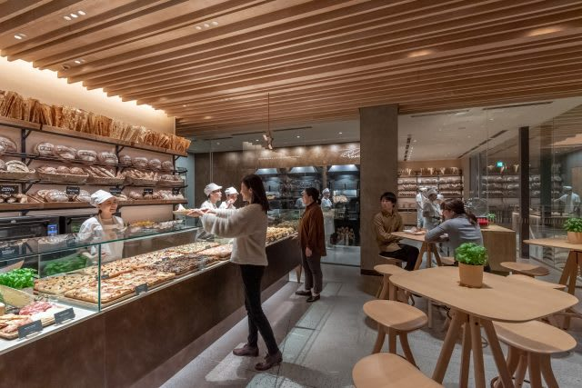 tokyo starbucks princi bakery