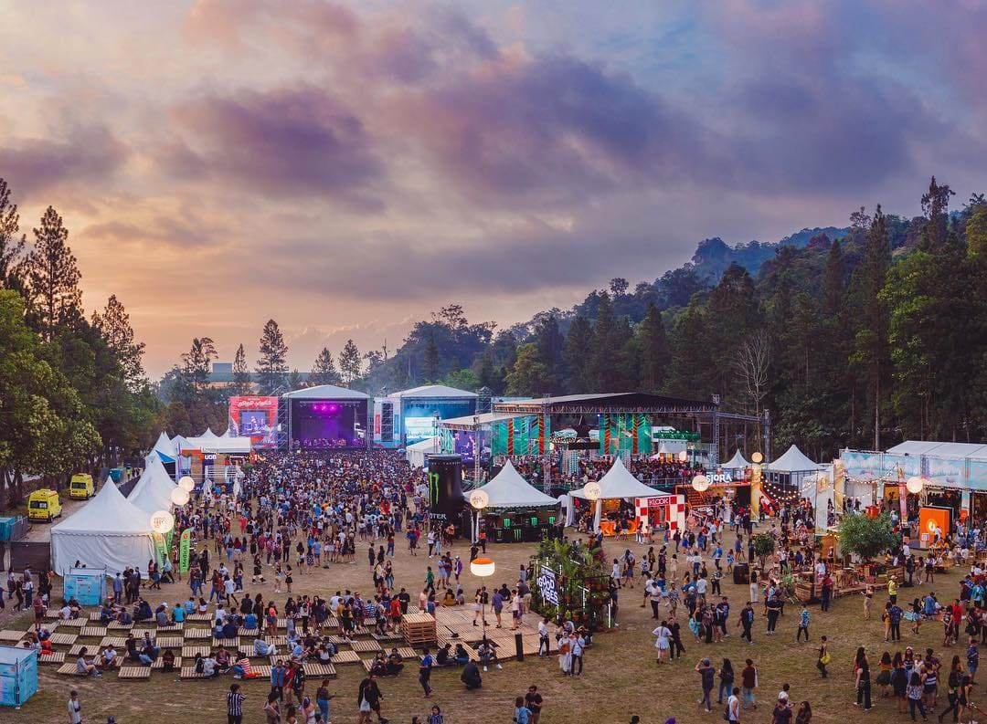 8 Music Festivals Around Southeast Asia To Look Forward To