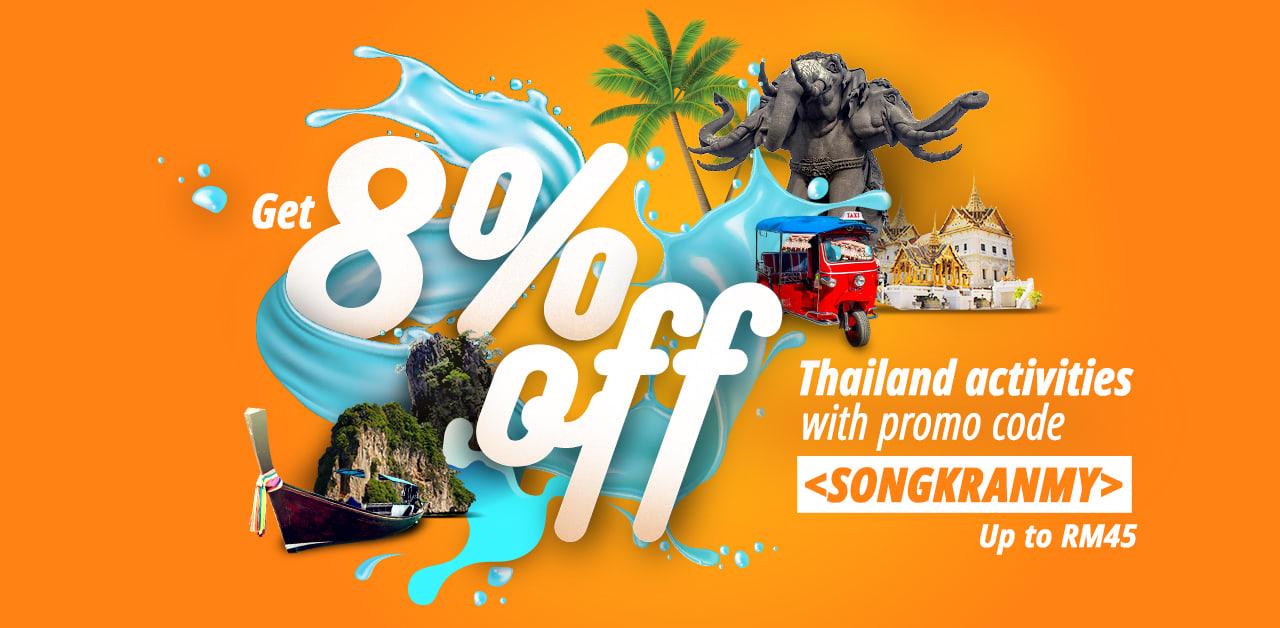 You're Guaranteed A Soaking Good Time at Songkran Festival