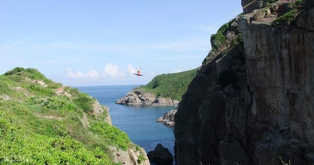 HKTB Hong Kong - Family Friendly - Cliff Ziplining & Abseiling