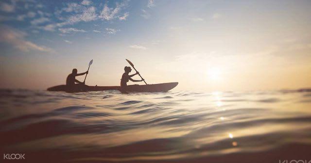 HKTB Hong Kong - Family Friendly - Kayaking