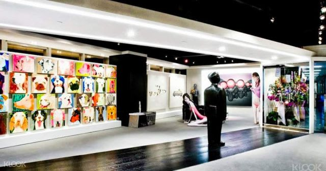 HKTB - Maximiser - Guide to HK - Central Gallery Half Day Tour