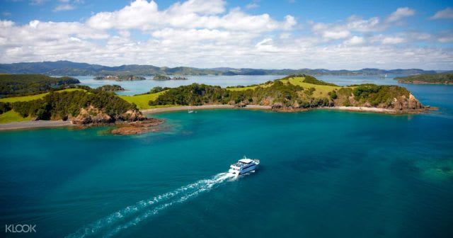 Romantic Auckland - bay of islands:waitangi tour