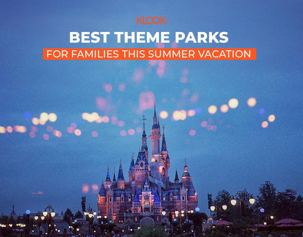 Theme park blog header